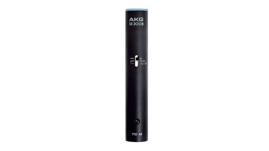 AKG SE300B Microphone with CK91 Cardioid Capsule