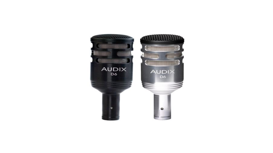 Audix D6 Microphone