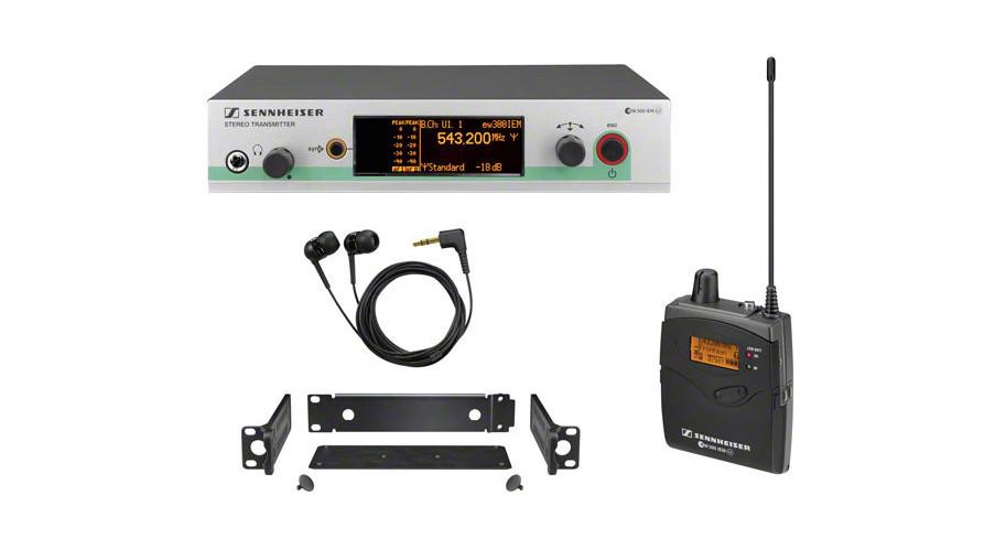 Sennheiser EW300 G3 4 Way IEM Kit (range GB)