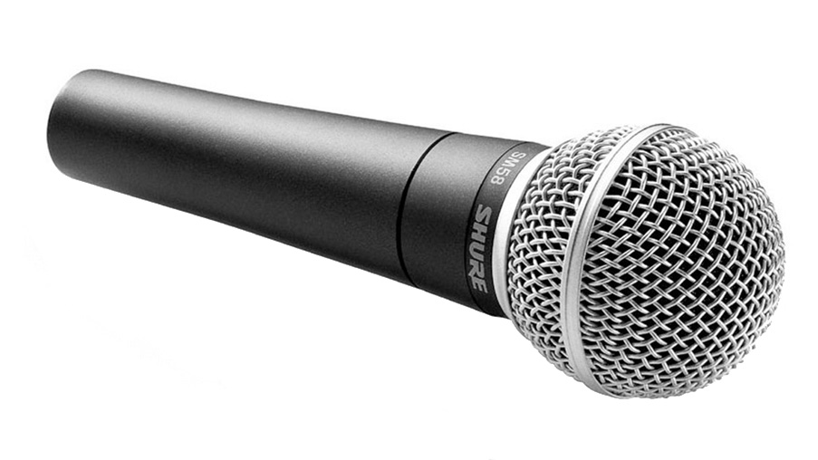 Microphones and DI boxes