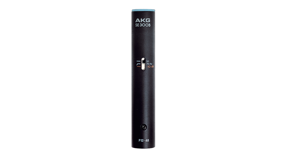 AKG SE300B Microphone with CK91 Cardioid Capsule