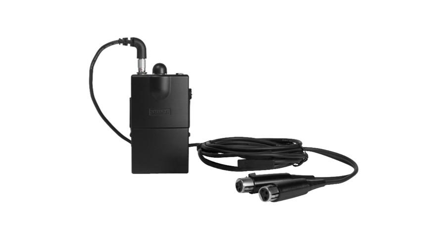 Shure P6HW Hardwired IEM system