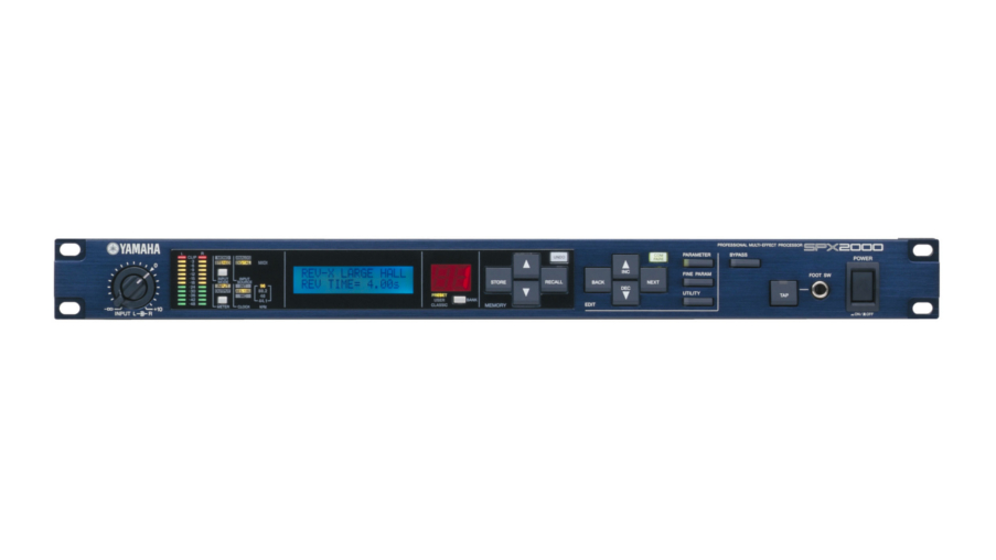 Yamaha SPX2000 multi-effects processor