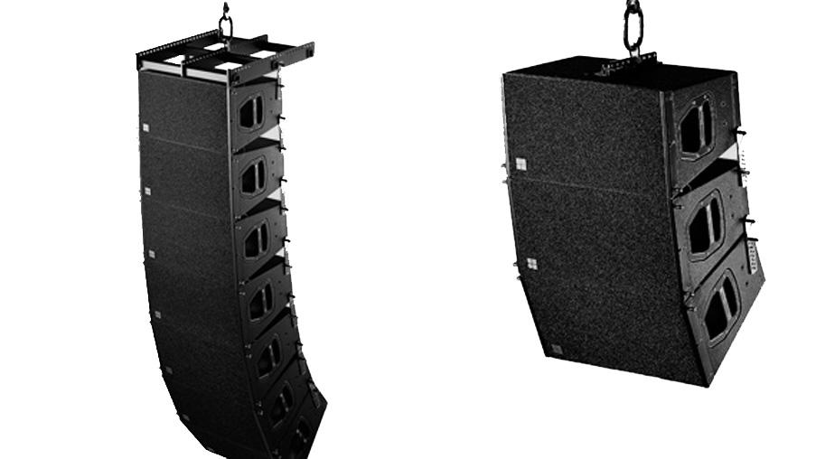 d&b Q1 loudspeakers