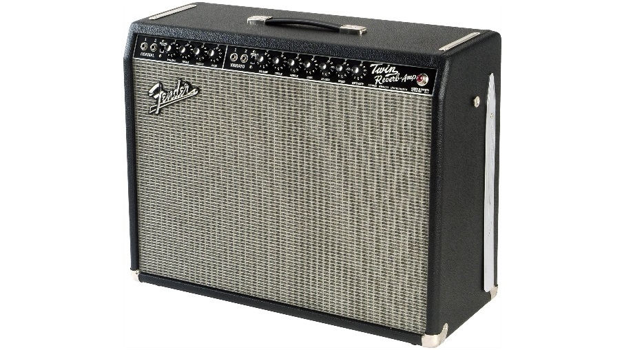 Fender Twin '65 Reverb 85W Guitar Combo Amplifier